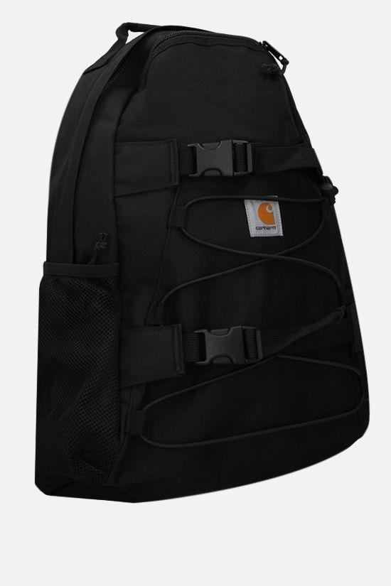 CARHARTT WIP: Kickflip nylon backpack Color Black_2