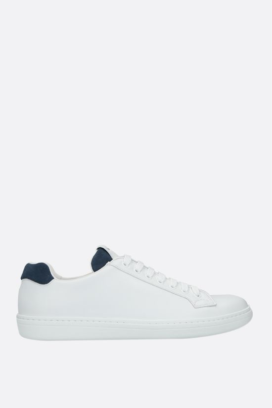 CHURCH'S: Boland Plus 2 sneakers in bicolour leather Color White_1
