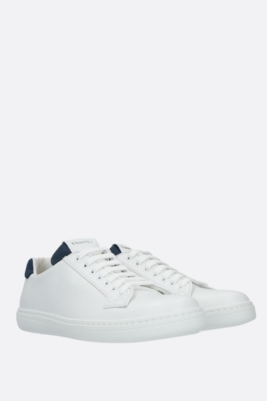 CHURCH'S: Boland Plus 2 sneakers in bicolour leather Color White_2