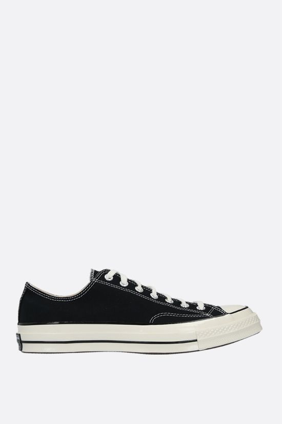 CONVERSE: Chuck 70 canvas sneakers Color Black_1