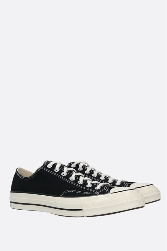 CONVERSE: Chuck 70 canvas sneakers Color Black_2