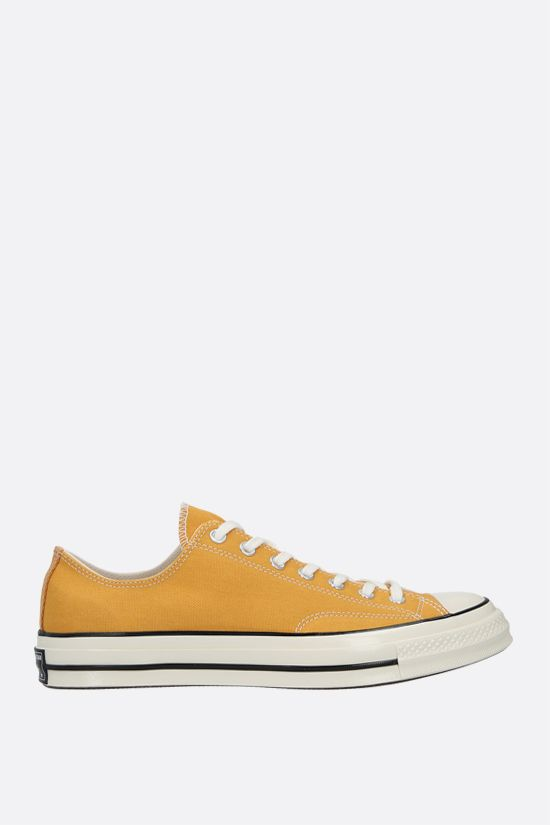 CONVERSE: Chuck 70 canvas sneakers Color Yellow_1