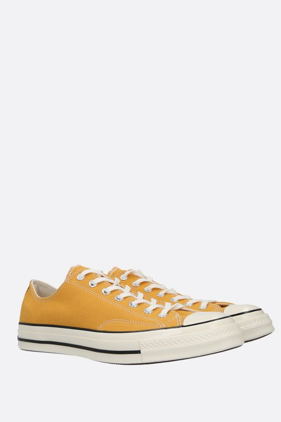 CONVERSE: Chuck 70 canvas sneakers Color Yellow_2