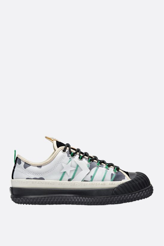 CONVERSE: BOSEY BOOT OX sneakers in a mix of materials Color White_1