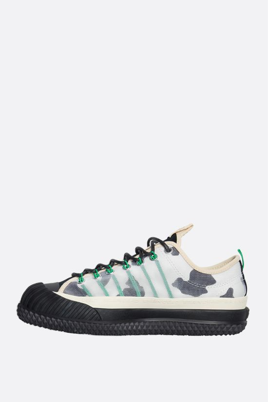 CONVERSE: BOSEY BOOT OX sneakers in a mix of materials Color White_2