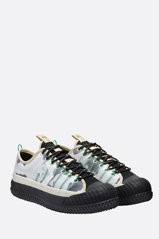 CONVERSE: BOSEY BOOT OX sneakers in a mix of materials Color White_3