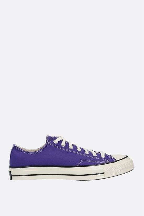 CONVERSE: Chuck 70 canvas sneakers Color Purple_1