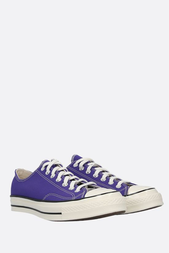 CONVERSE: sneaker Chuck 70 in canvas Colore Viola_2