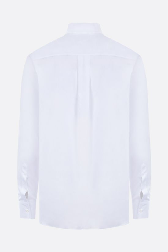 DSQUARED2: Dsquared2 Est.95 print cotton shirt Color White_2