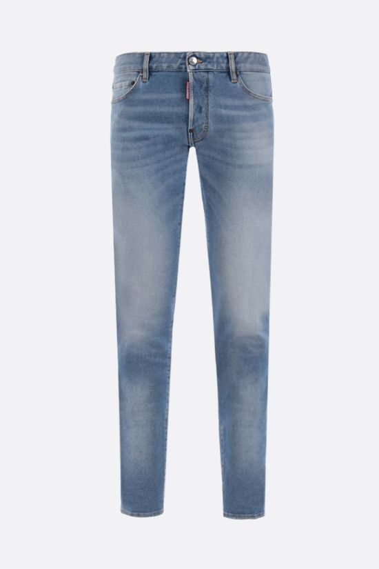 DSQUARED2: Slim jeans Color Blue_1