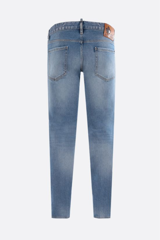 DSQUARED2: Slim jeans Color Blue_2