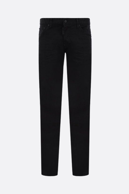 DSQUARED2: Slim jeans Color Black_1
