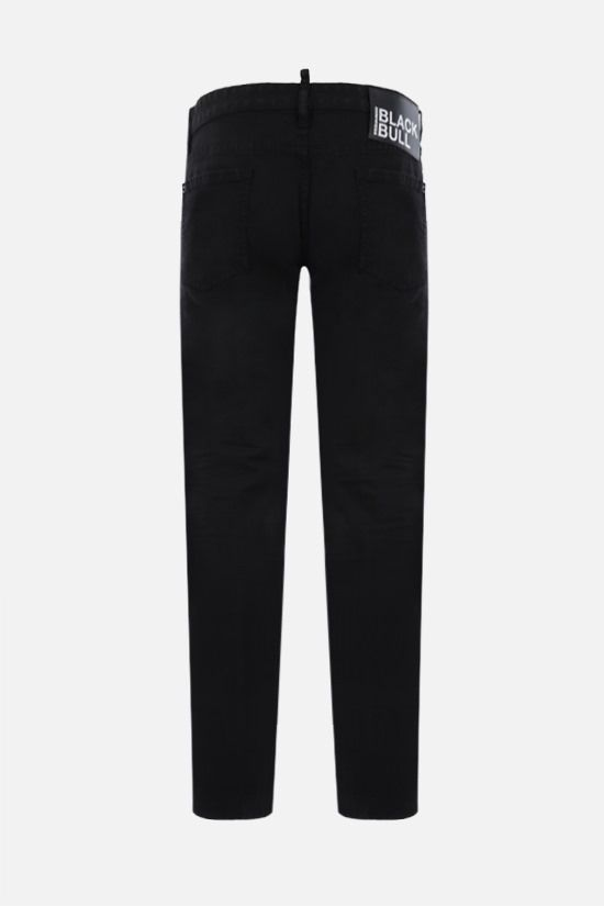 DSQUARED2: Slim jeans Color Black_2