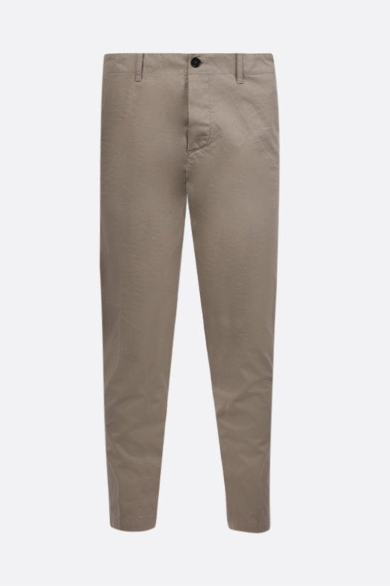 DSQUARED2: cotton chino pants Color Grey_1