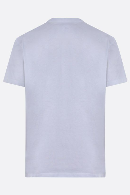DSQUARED2: Icon Dsquared2 cotton t-shirt Color White_2