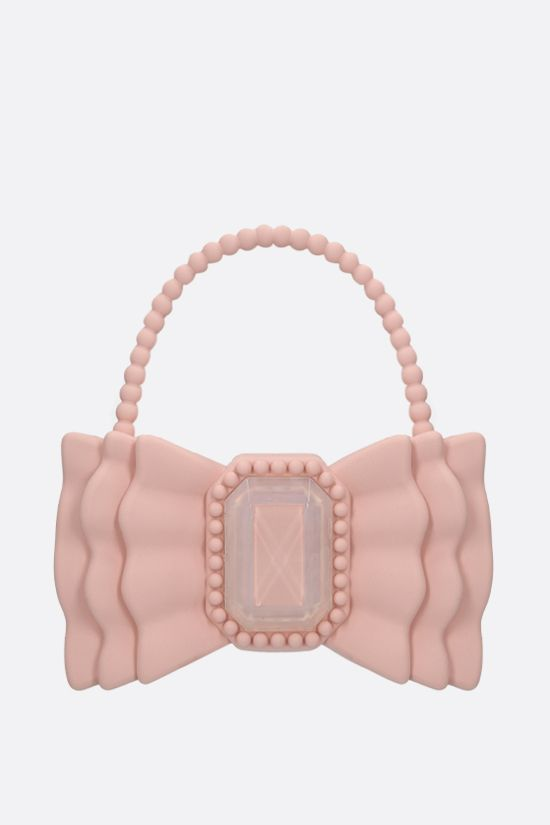 FORBITCHES: Bow TPU handbag Color Pink_1