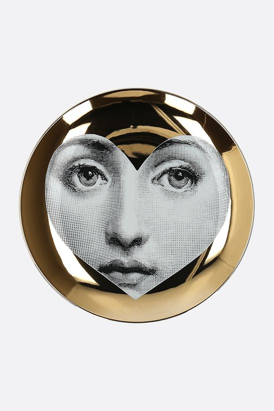FORNASETTI: Tema e Variazioni N°41 ceramic wall plate Color Multicolor_1
