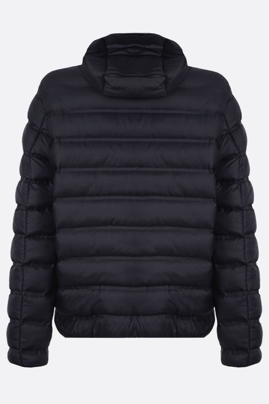 GIVENCHY: Adresse Givenchy band-detailed nylon padded jacket Color Black_2