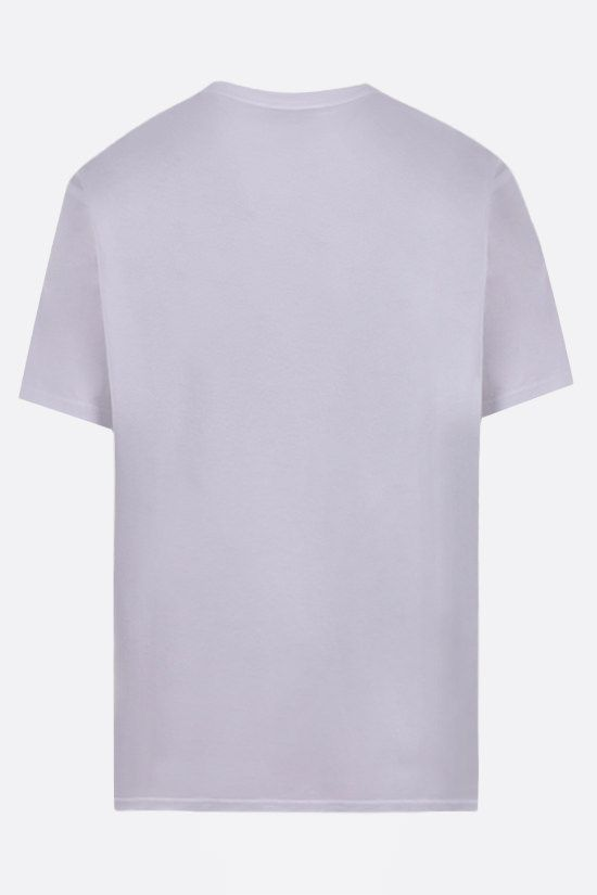 GIVENCHY: t-shirt in cotone stampa Givenchy Colore Bianco_2