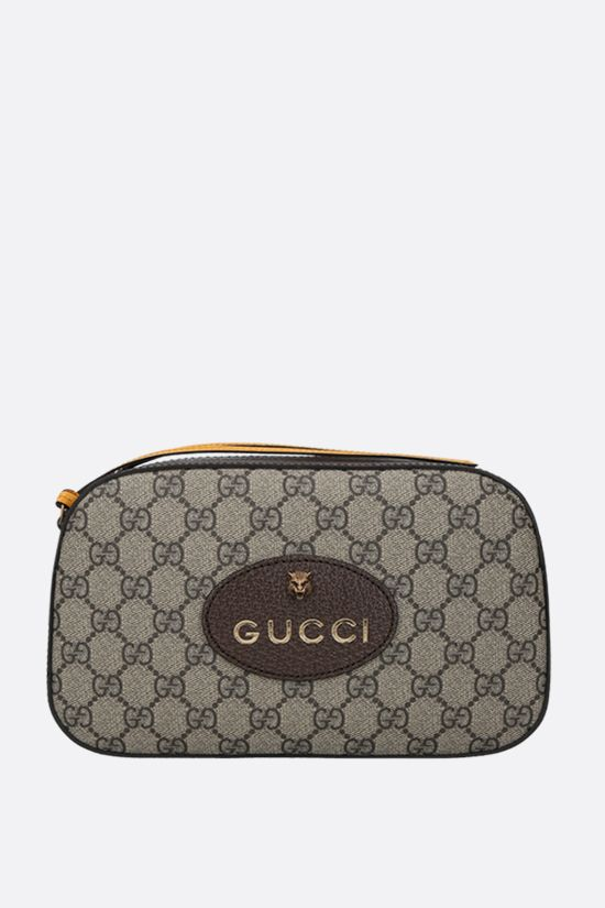 GUCCI: Neo Vintage shoulder bag in GG Supreme canvas Color Multicolor_1