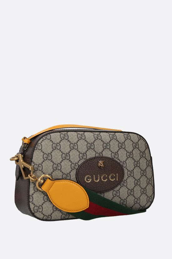 GUCCI: Neo Vintage shoulder bag in GG Supreme canvas Color Multicolor_2