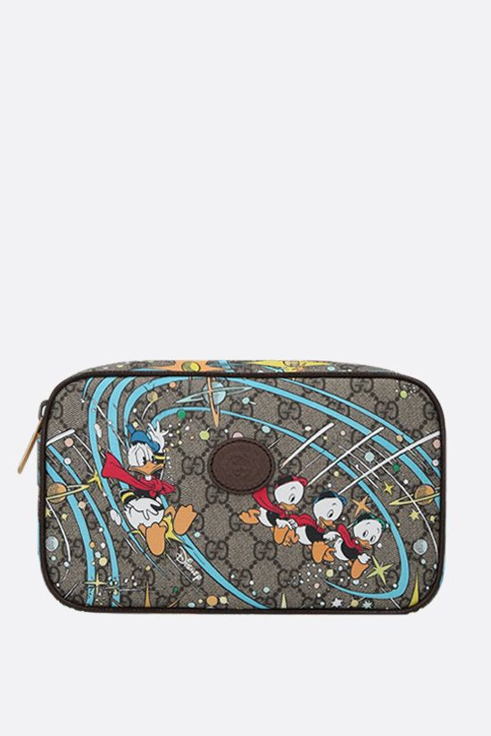 GUCCI: Disney x Gucci Donald Duck canvas belt bag Color Multicolor_1