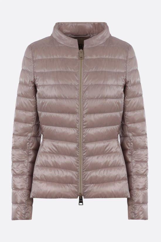 HERNO: ultralight nylon down jacket Color Pink_1