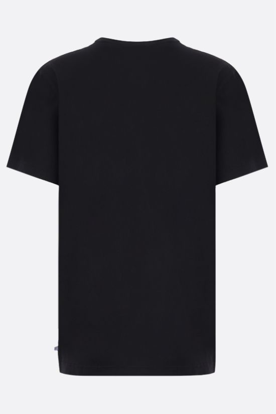 JAMES PERSE: pocket-detailed regular-fit cotton t-shirt Color Grey_2