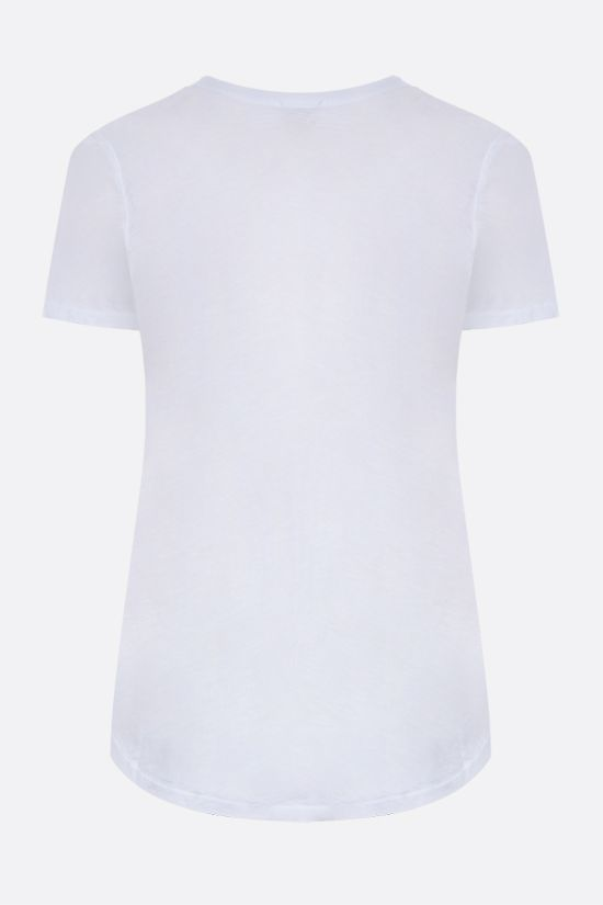 JAMES PERSE: slim-fit cotton jersey t-shirt Color White_2