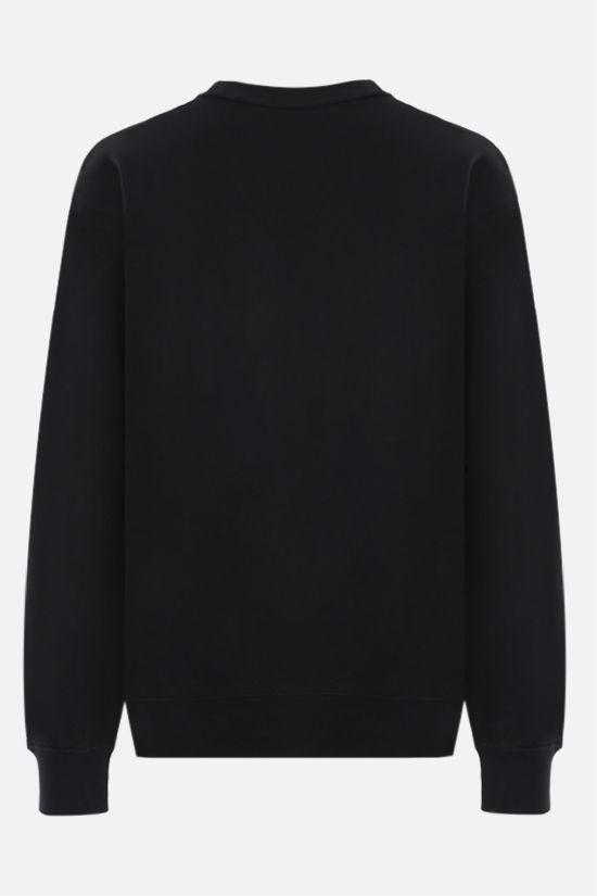 KENZO: Tiger cotton sweatshirt Color Black_2