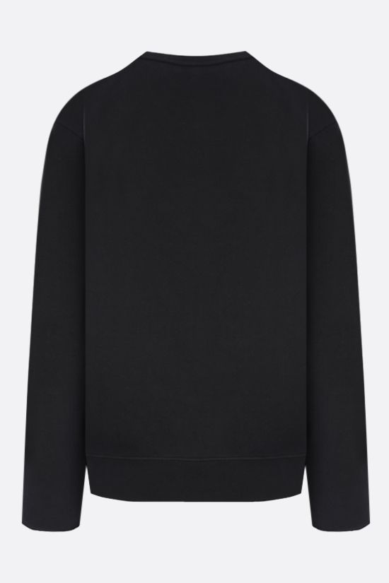 KENZO: K-Tiger cotton sweatshirt Color Black_2