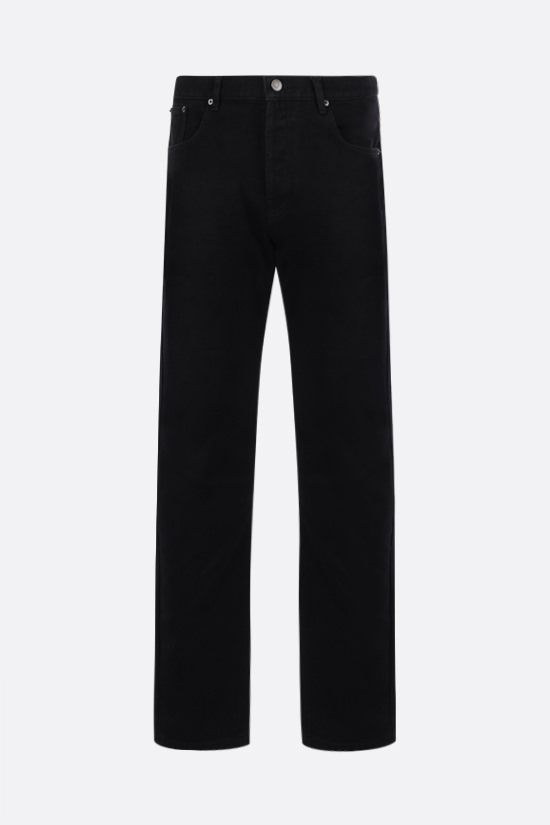 KENZO: regular-fit jeans Color Black_1