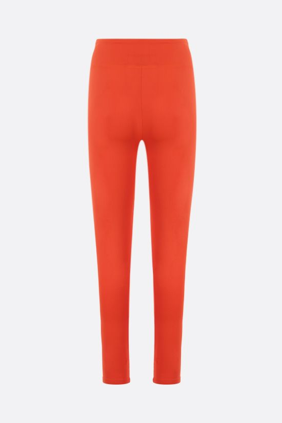 KENZO: Kenzo Sport nylon leggings Color Orange_2