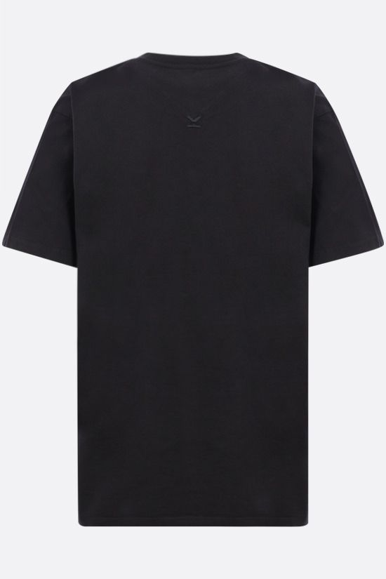 KENZO: Tiger Crest cotton t-shirt Color Black_2