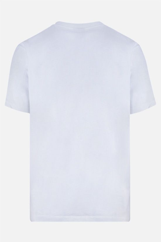 KENZO: t-shirt Tiger in cotone Colore Bianco_2