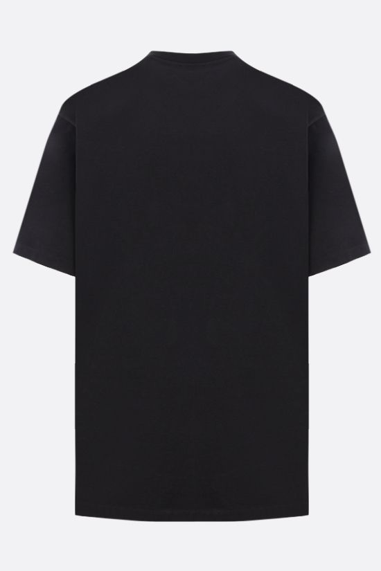 KENZO: Tiger cotton t-shirt Color Black_2