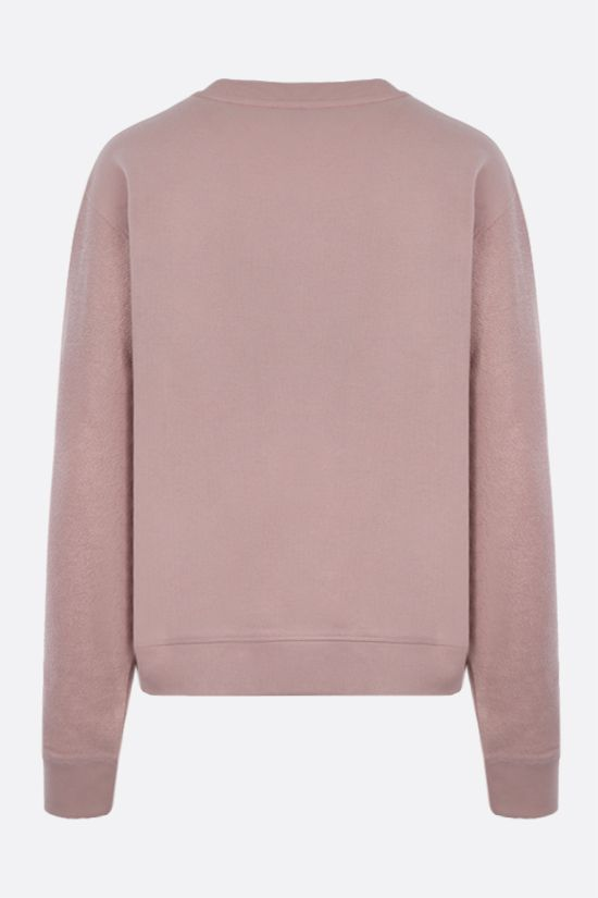 LOEWE: Anagram cotton sweatshirt Color Pink_2