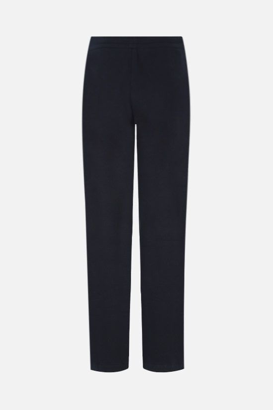 LORO PIANA: Horsey cotton joggers Color Blue_2