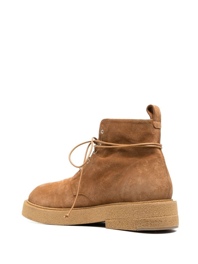 MARSELL: anfibio Micrucca in suede Colore Brown_3