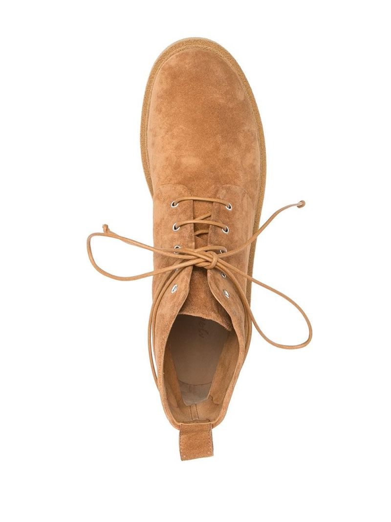 MARSELL: anfibio Micrucca in suede Colore Brown_4