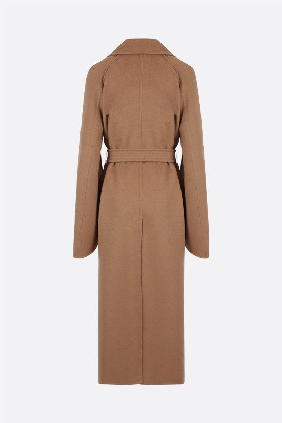 MAX MARA: Milano camel robe coat Color Brown_2
