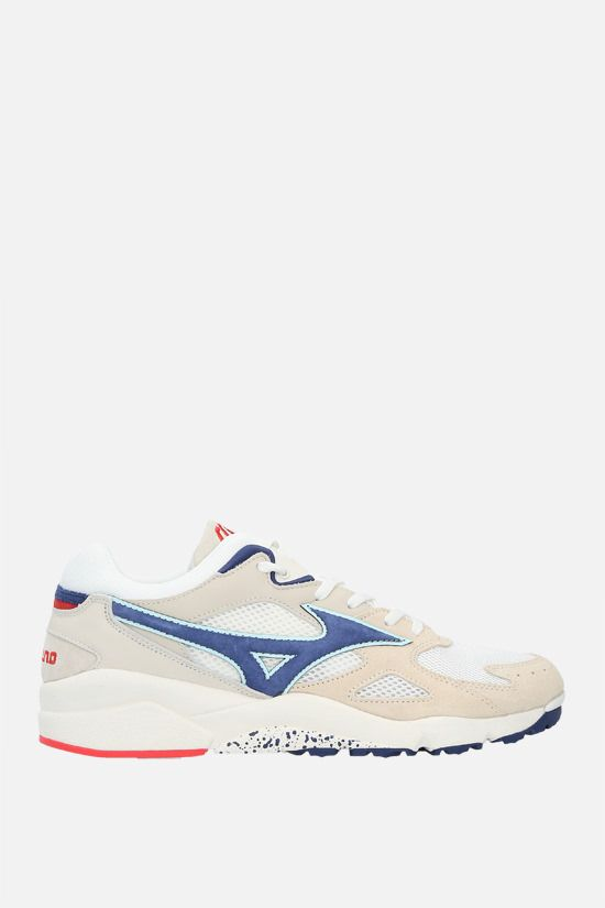 MIZUNO: Sky Medal S Premium sneakers in a mix of materials Color Multicolor_1