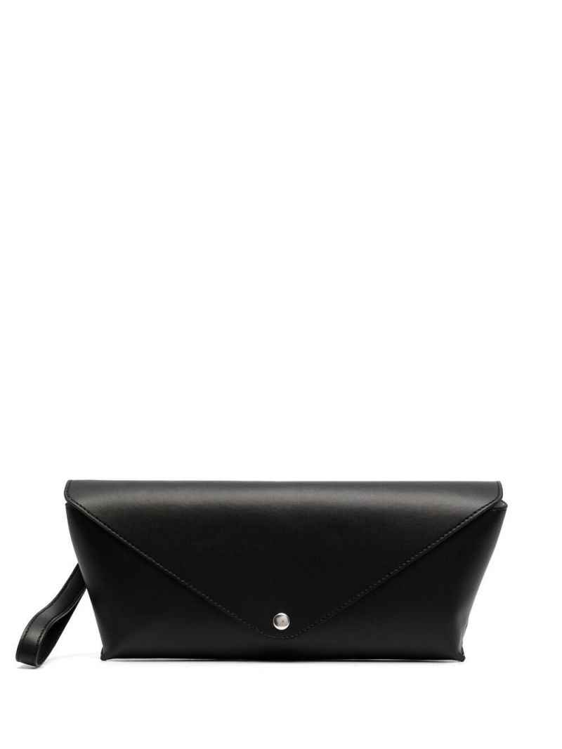 MM6: clutch in ecopelle Colore Black_1