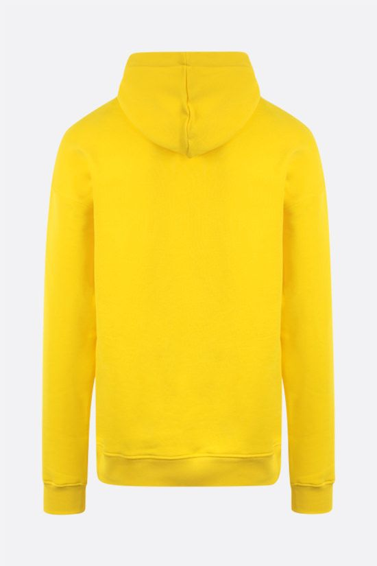 MOSCHINO: Moschino Couture! cotton hoodie Color Yellow_2