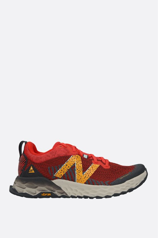 NEW BALANCE: Trail Hierro V6 stretch knit sneakers Color Orange_1