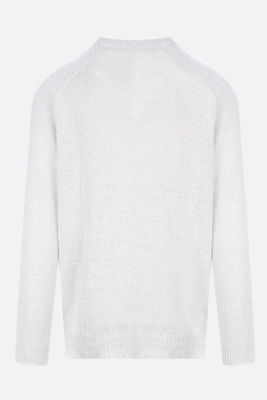 OUR LEGACY: hemp blend pullover Color White_2