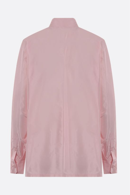 PRADA: taffeta shirt Color Red_2