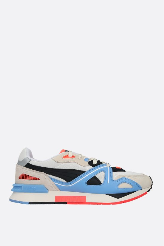 PUMA: Mirage Mox sneakers in mesh and nabuk Color Red_1