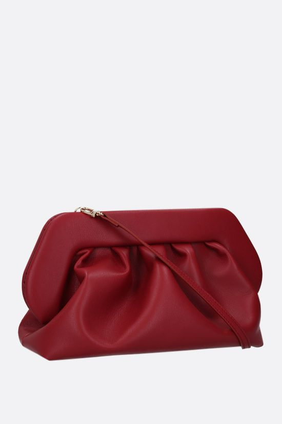 THEMOIRè: Bios soft faux leather clutch Color Red_2