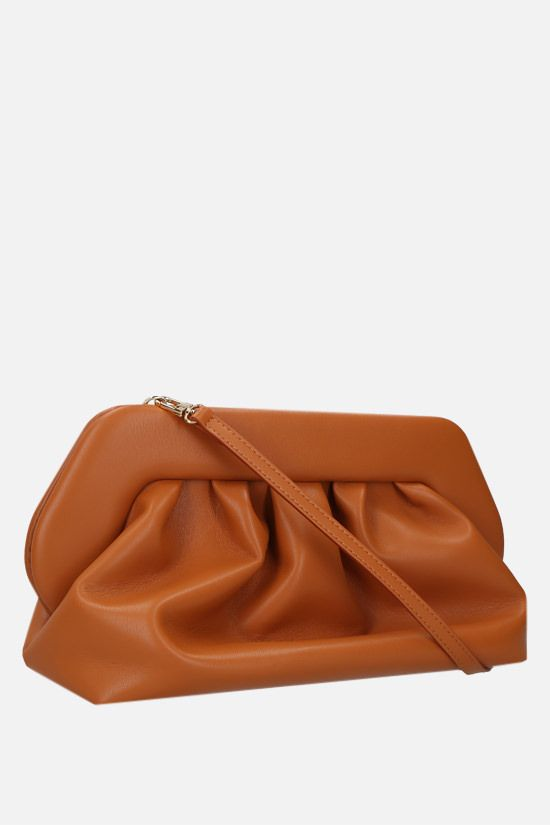 THEMOIRè: Bios soft faux leather clutch Color Orange_2